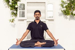 Siddhasana (Accomplished pose for men)Total Yoga, Yoga, Meditative poses, yoga for reproductive health
