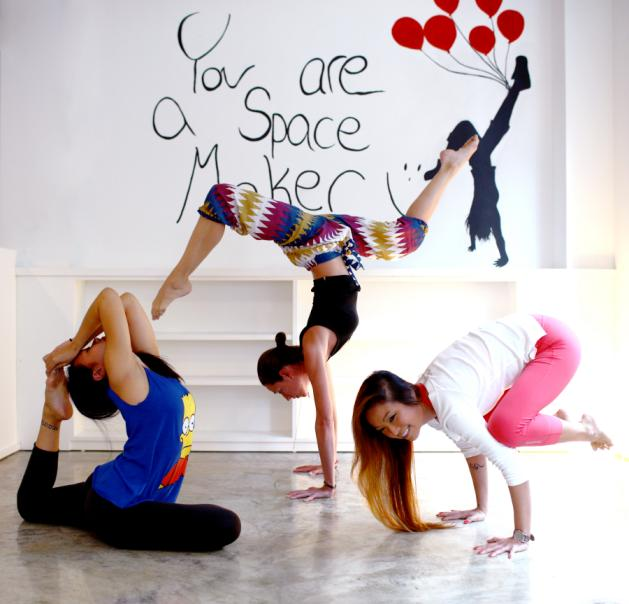 Asia's first Strala Yoga studio recently opened in Singapore