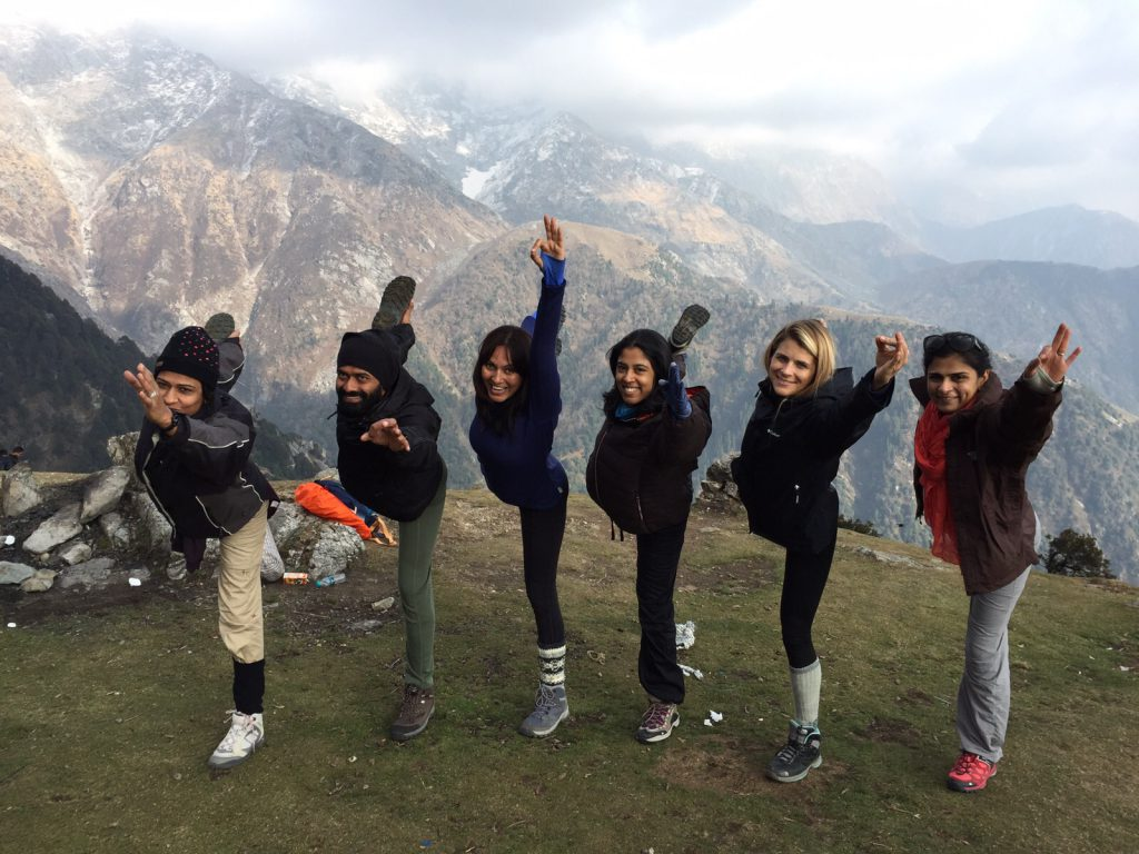 yoga, total yoga, yoga in the himalayas, yoga in india, yoga in mcleodganj, yoga retreat, yoga trekking
