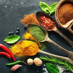 herbs and spices, boosts immunity, aids digestion, healthy living