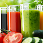 Detox juices, cleanse your body