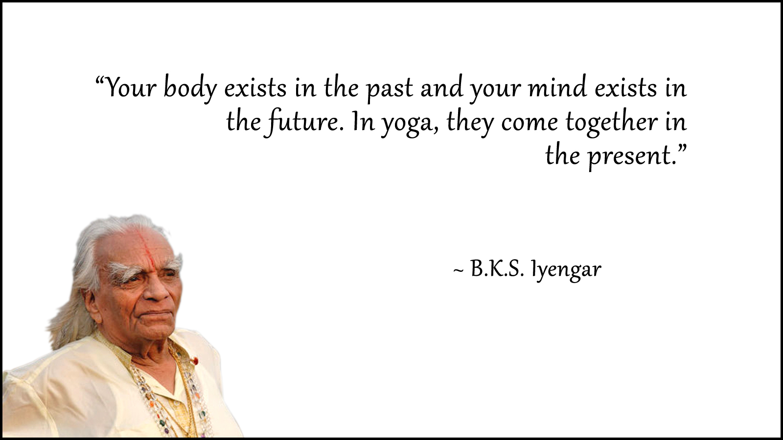 Quotes Yoga Inspiring Yoga Quotesb.k.s Iyengar  Total Yoga Is A Yoga