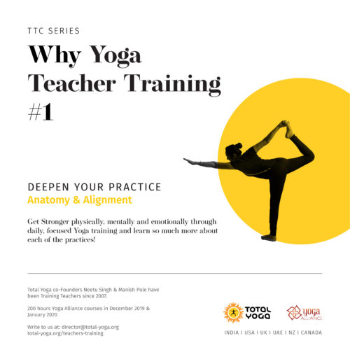 Yoga Teacher Training Goes Online