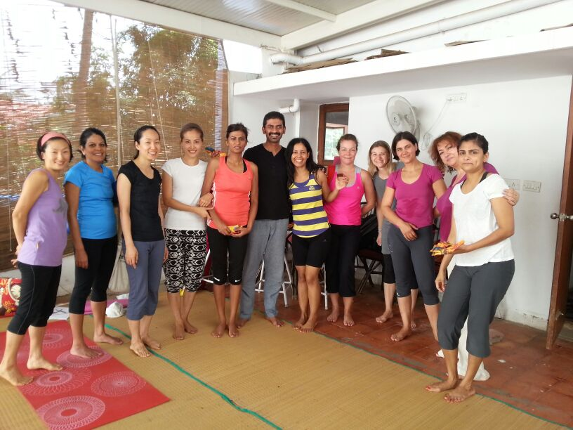 how to become yoga teacher in india